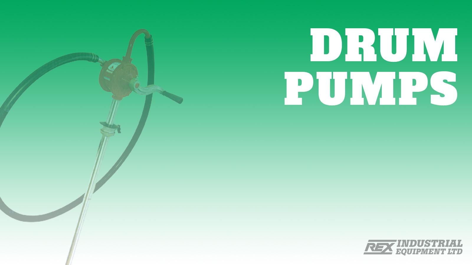 DRUM-PUMPS